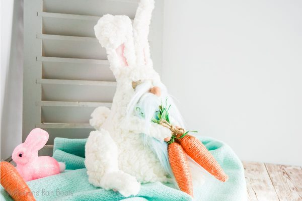 Easter no-sew Bunny Gnome Pattern