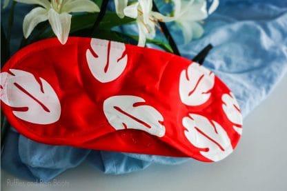 Lilo Sleep Mask cut file set for crafts