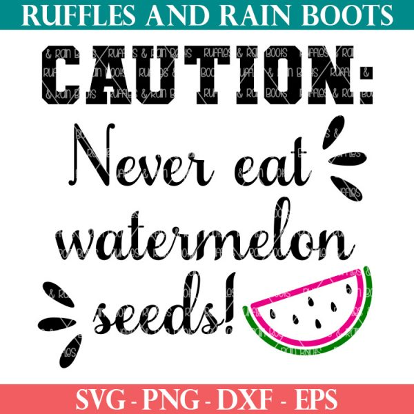 caution never eat watermelon seeds cut file for pregnancy