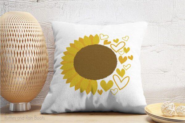 Sunflower sublimation bundle