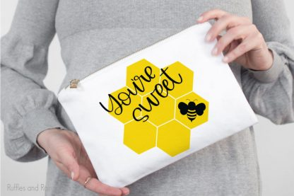 you're Sweet SVG Set For cricut or silhouette