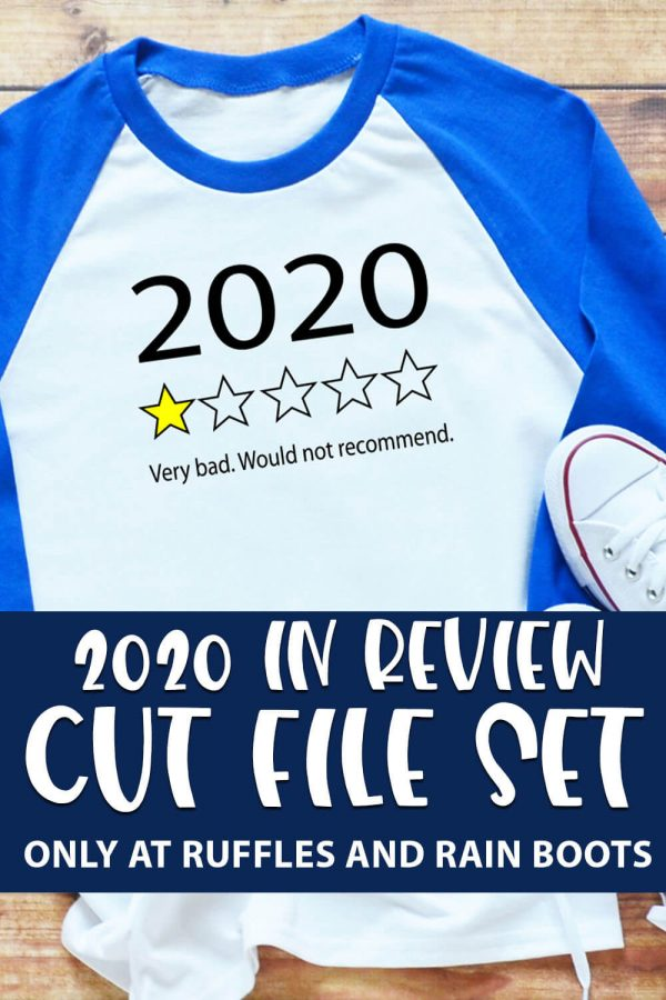 2020 fine dining review funny cut file set for cricut or silhouette