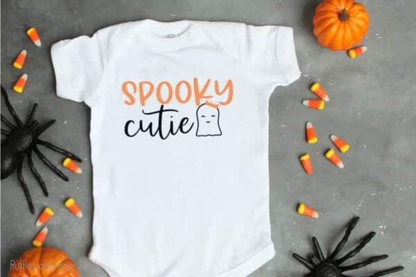 Spooky Cutie cut file set for cricut or silhouette