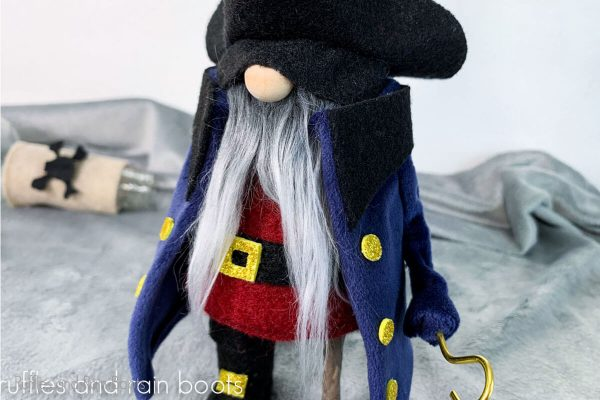 pirate gnome pant pattern with jacket