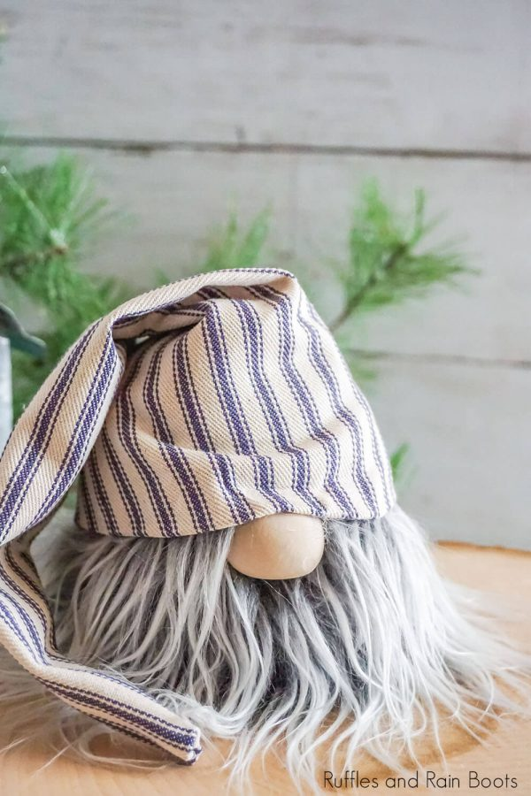 diy farmhouse gnome pattern