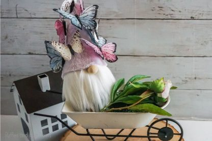 butterfly gnome pattern
