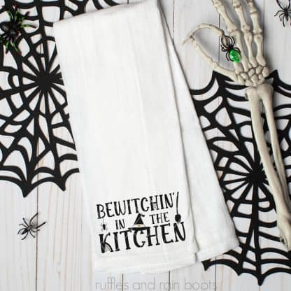 witch svg for cricut or silhouette