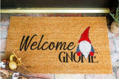 welcome gnome cut file set